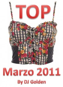Top Marzo 2011 by DJ Golden
