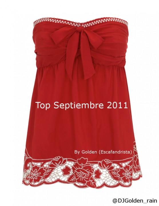 Top Septiembre 2011 by Golden (Escafandrista)