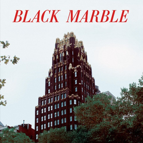 Black Marble - Pretender - Weight Against the Door