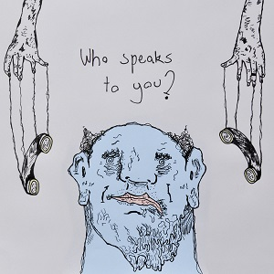 Zach Schimpf - DizZzY - Who Speaks to You?