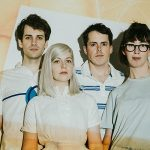 In Undertow el sinuoso adelanto de Alvvays (2017)