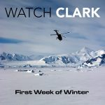 First Week of Winter de Watch Clark recupera el synth industrial de los noventa (2017)